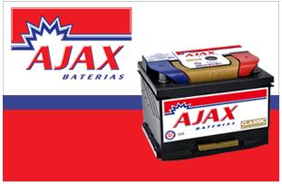 Ajax - Baterias Jomax