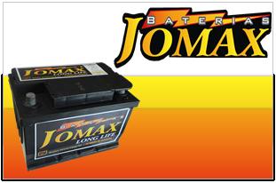 Jomax - Baterias Jomax